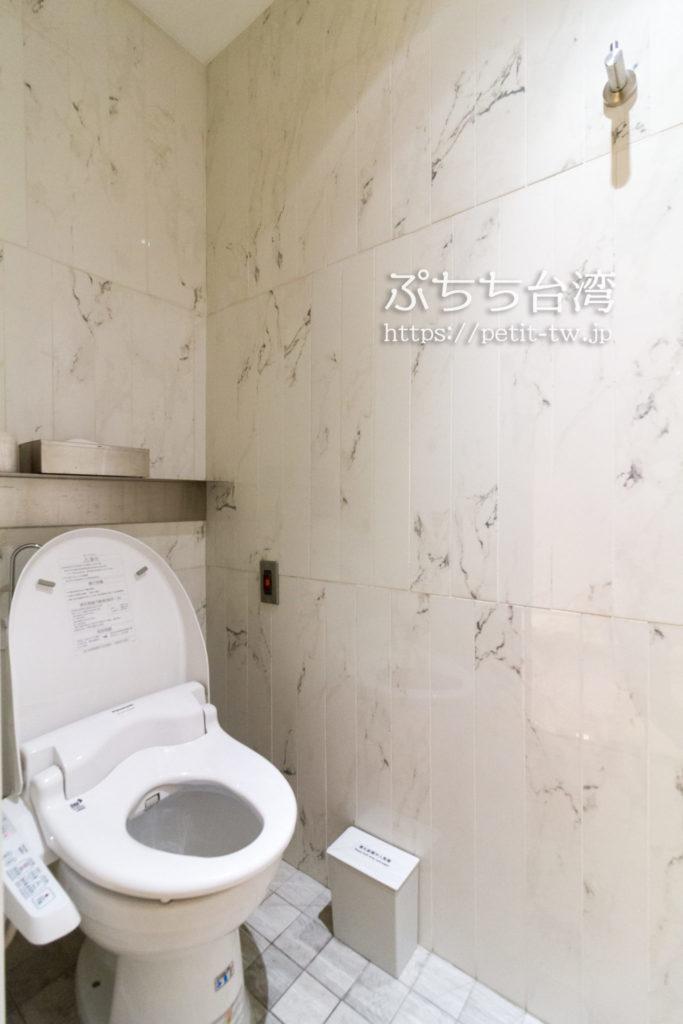 台南Hii Hubのトイレ
