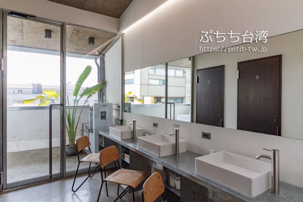 Hii Hubのバスルーム