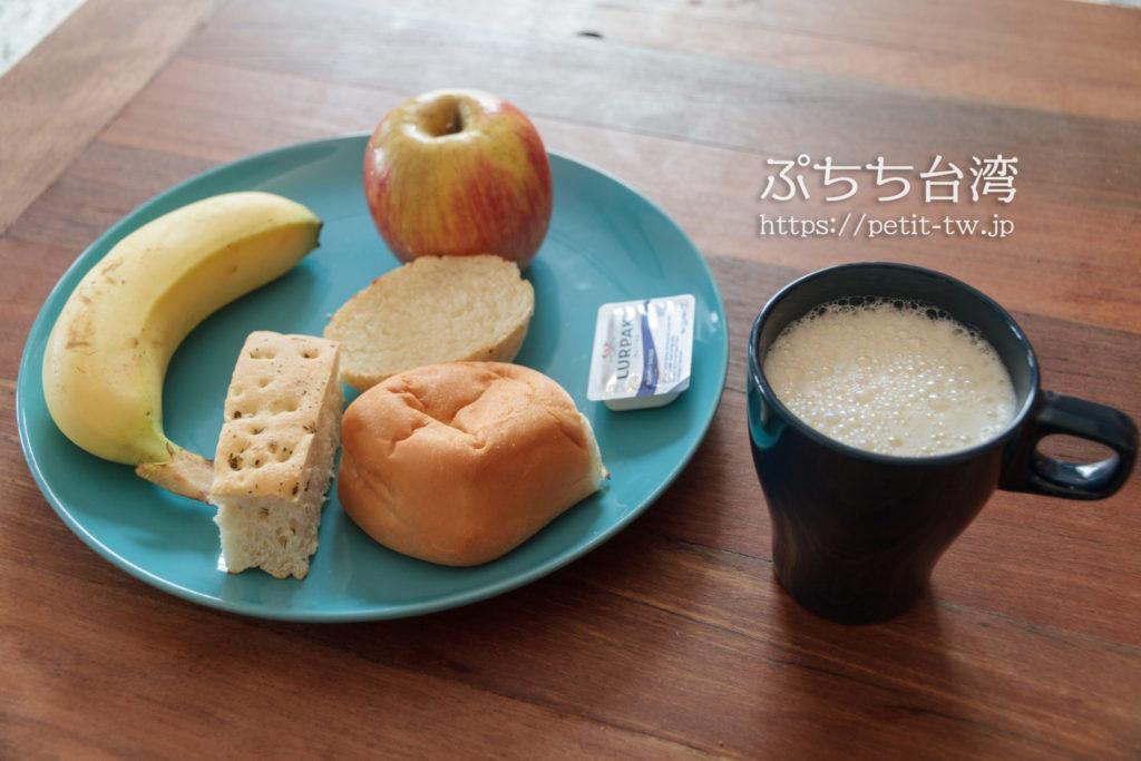 艸祭 Book Innの朝食
