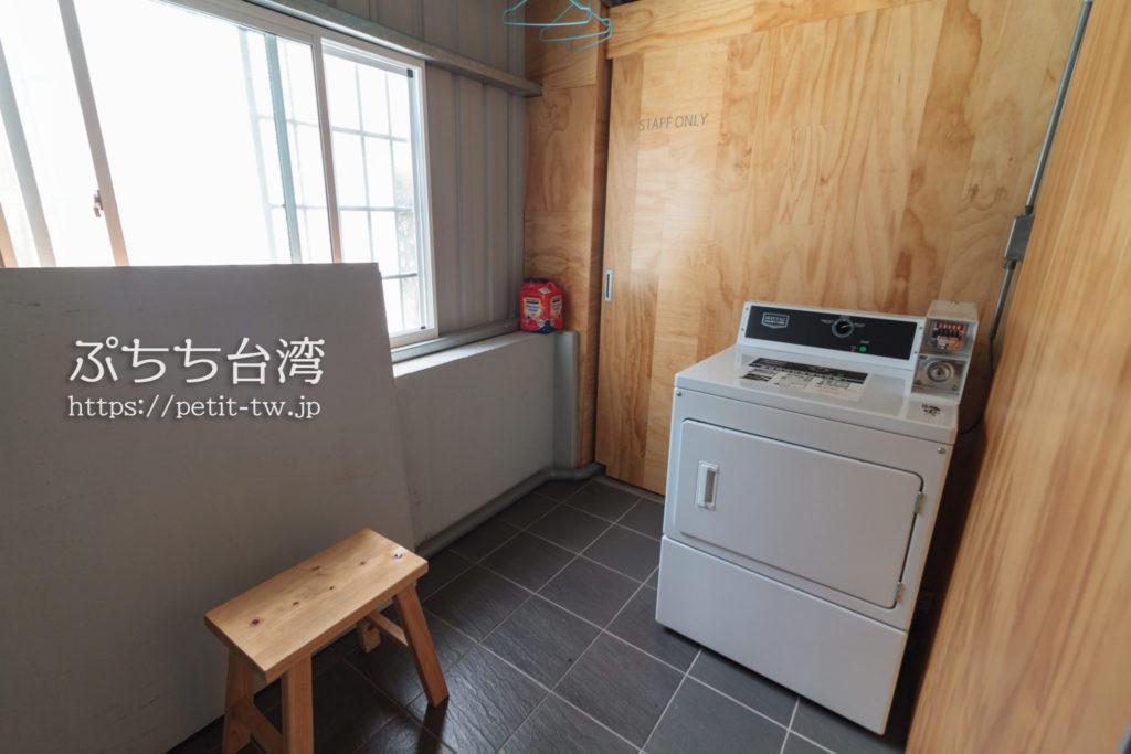 艸祭(草祭二手書店)の乾燥機