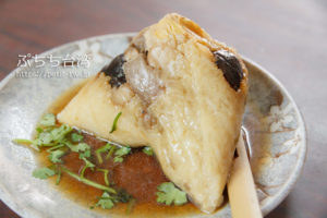 再發號肉粽の八寳肉粽