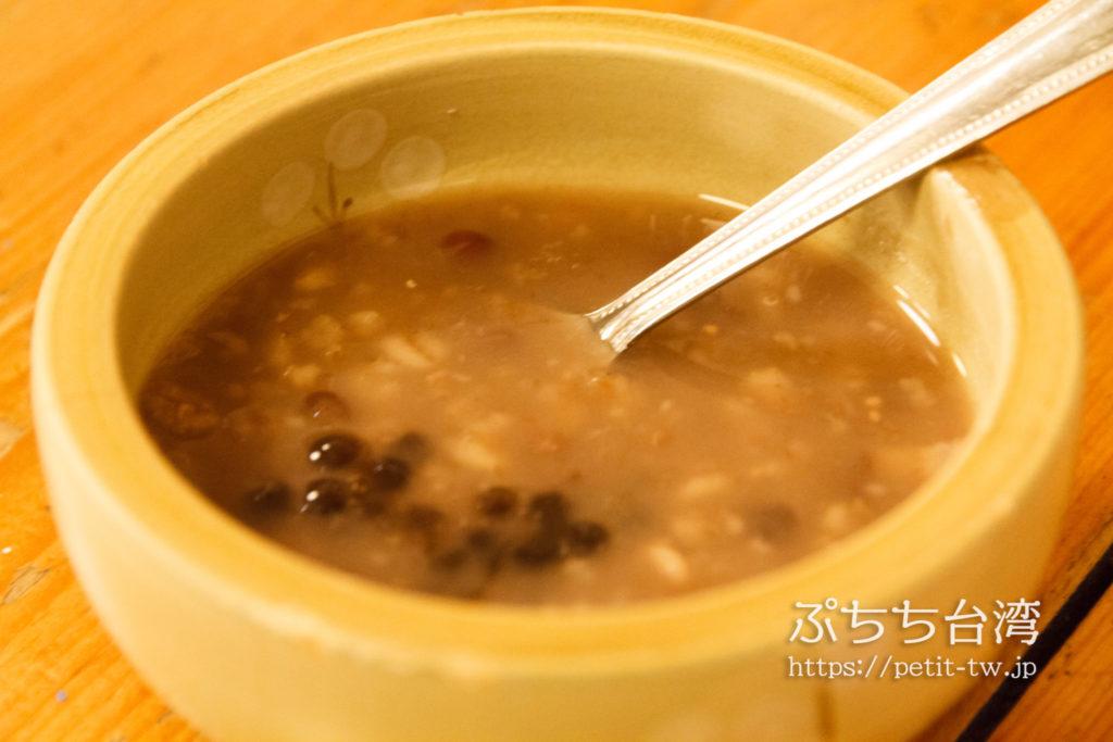 台南の奉茶のデザート
