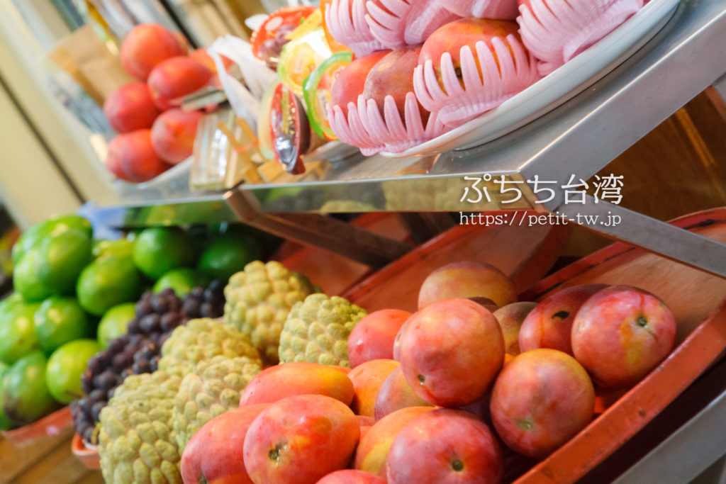 裕成水果の外観