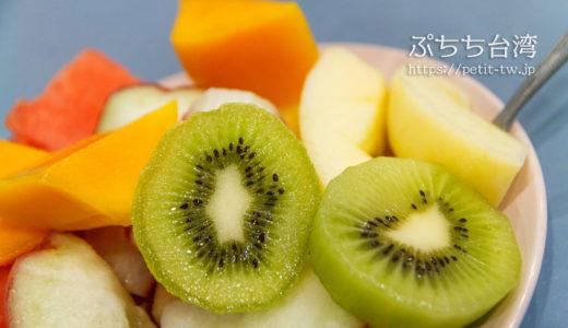 台南の有名フルーツ店 裕成水果