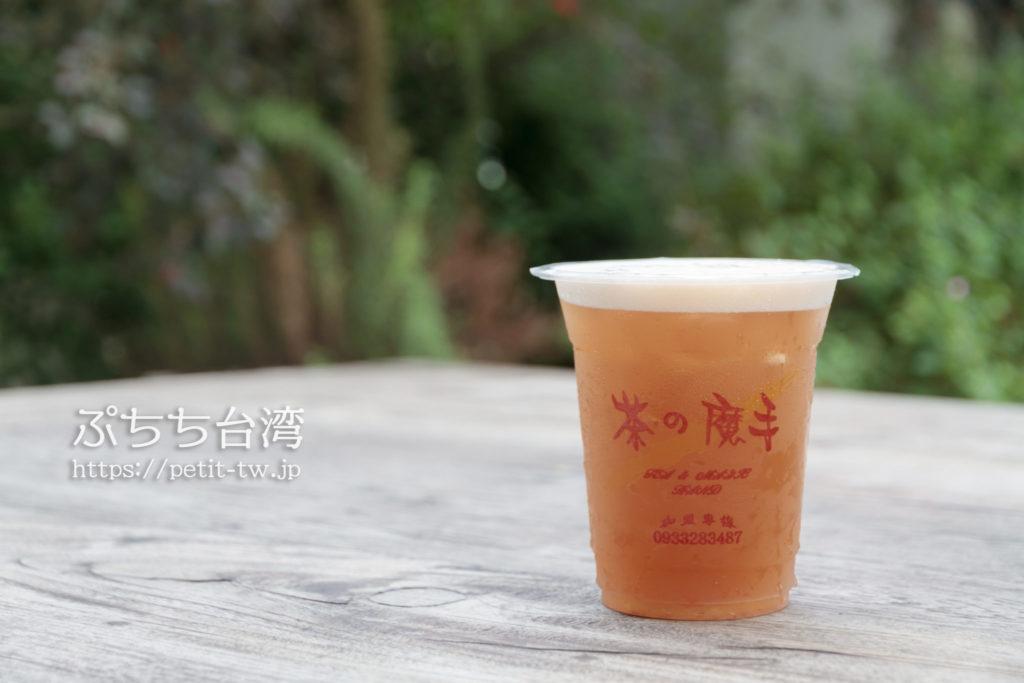 茶の魔手の梅子紅茶