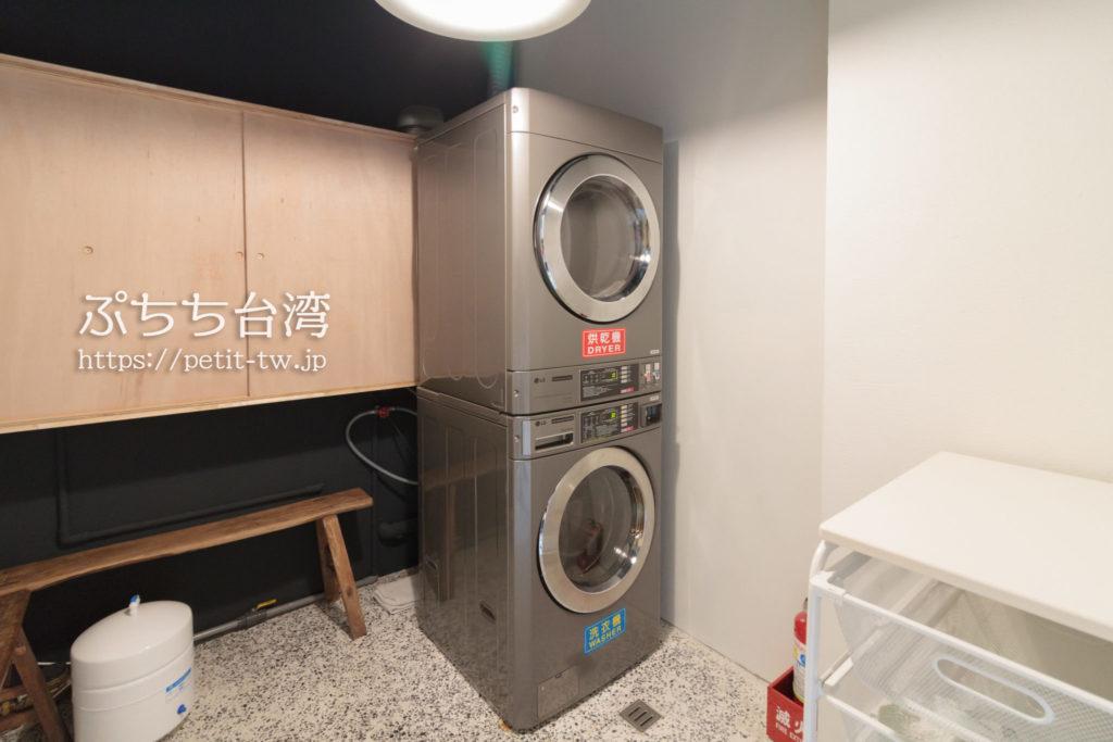 U.I.Jホテル&ホステルの洗濯乾燥機