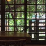 十八卯茶屋の店内