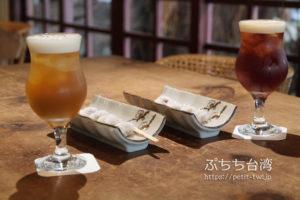 十八卯茶屋の台湾茶