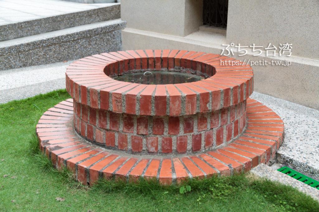 台南の呉園の井戸