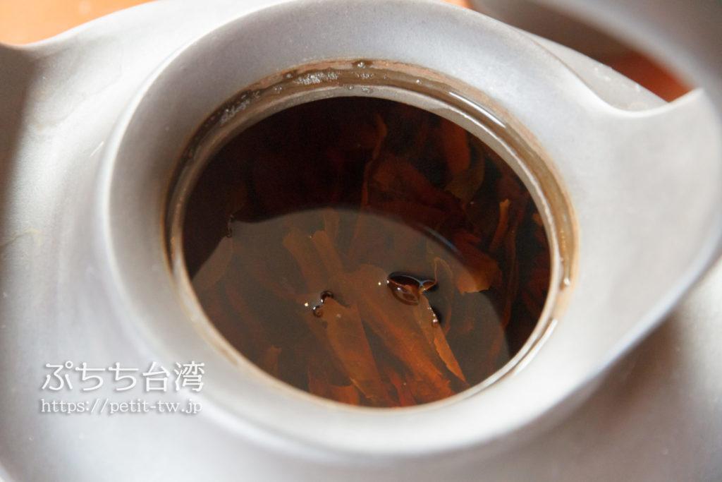 ラルーのティーハウスの台湾茶