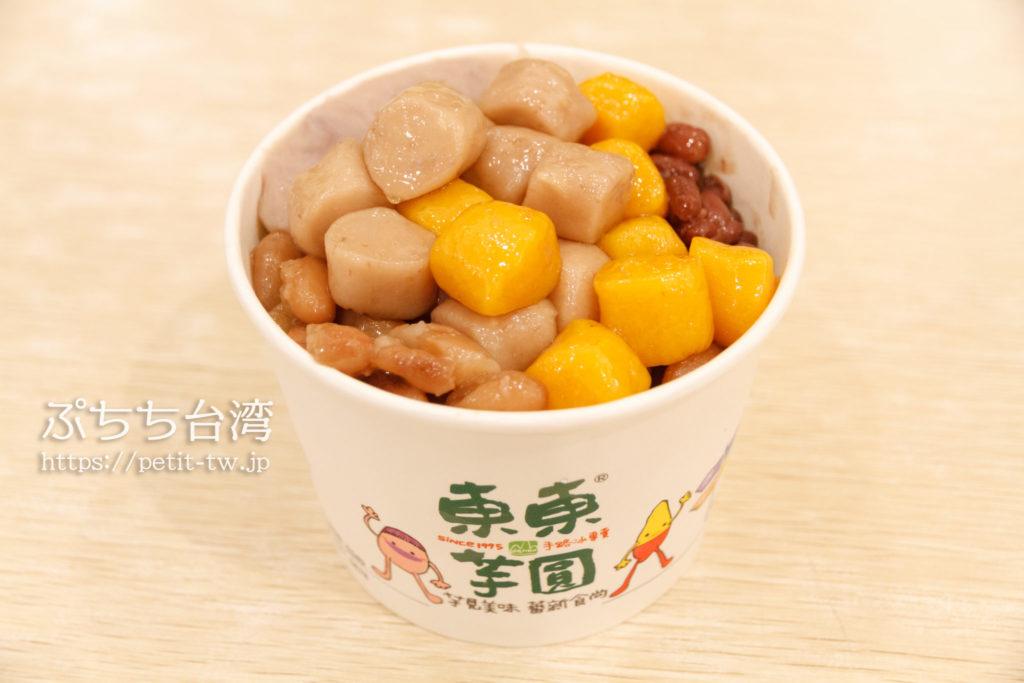 東東芋圓の芋餅