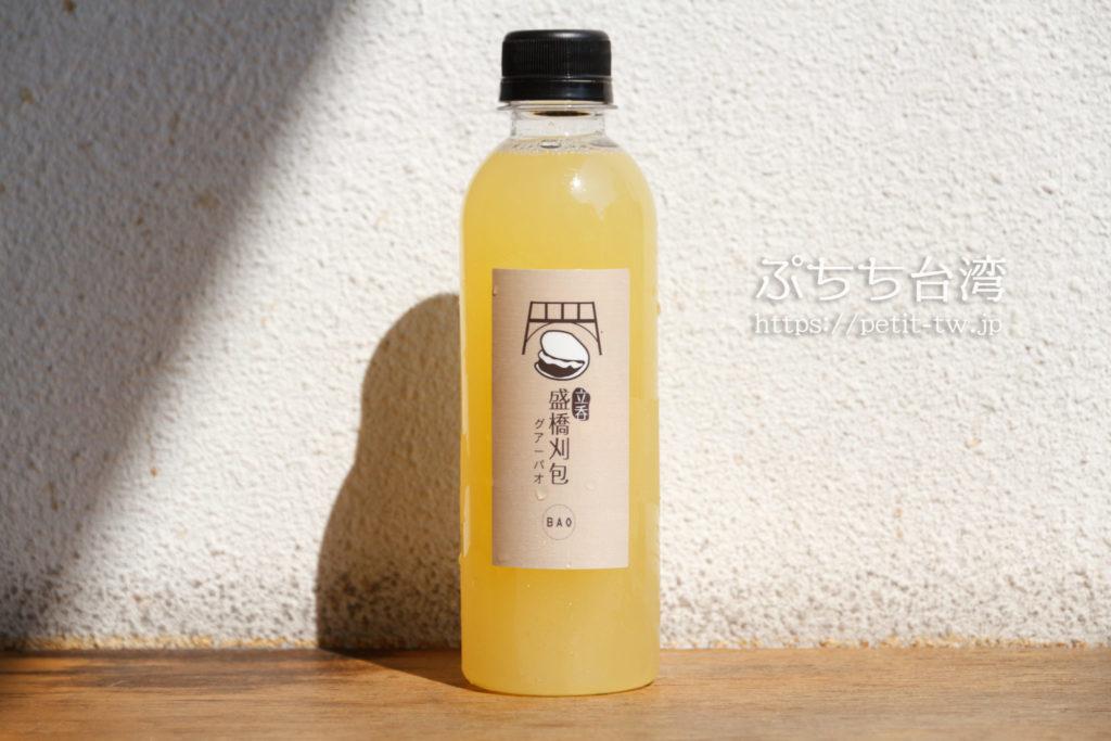 盛橋刈包のパイナップルジュース