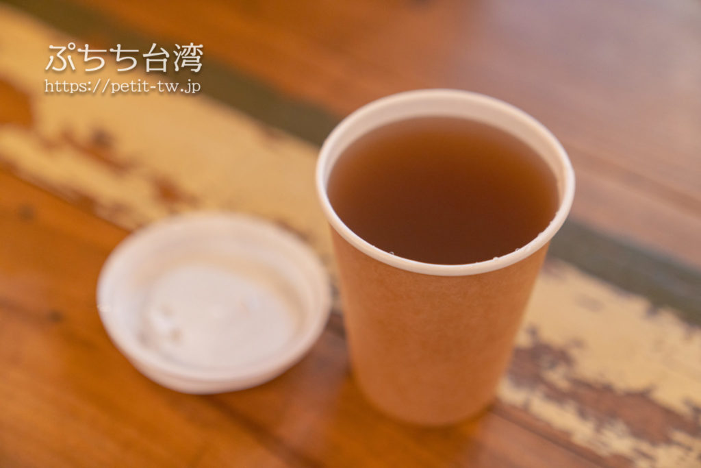 Chun純薏仁。甜点。のお茶