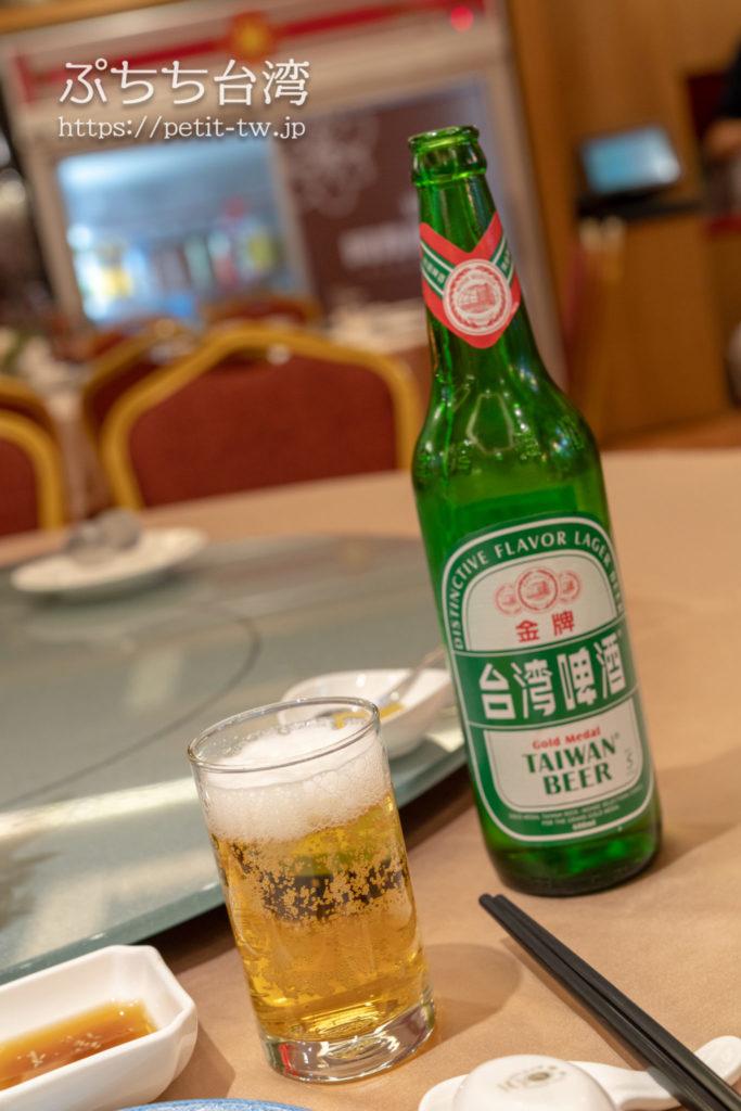 阿霞飯店のビール