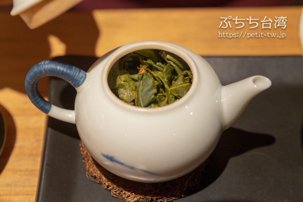 壹二茶堂のお茶