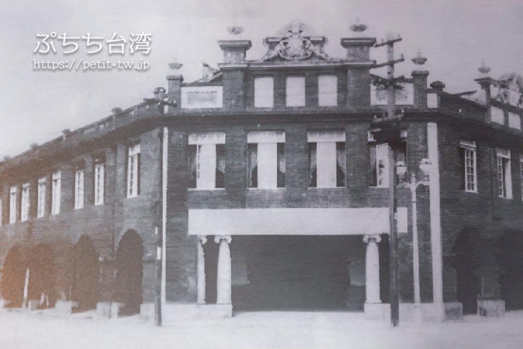 宮原眼科の歴史 1927年開業当初の建物