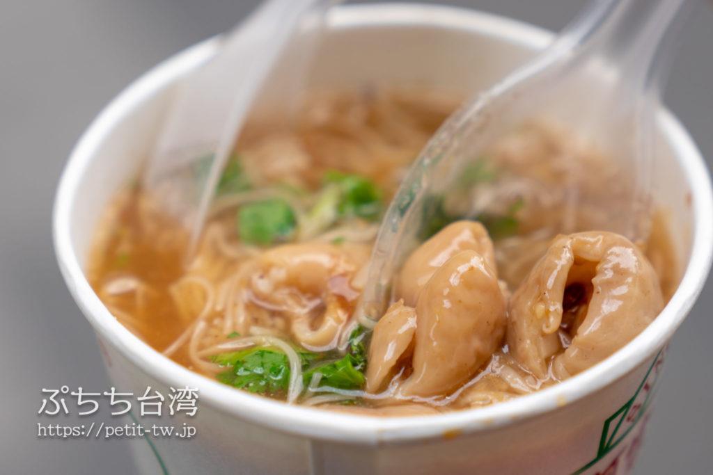 阿宗麺線の麺線