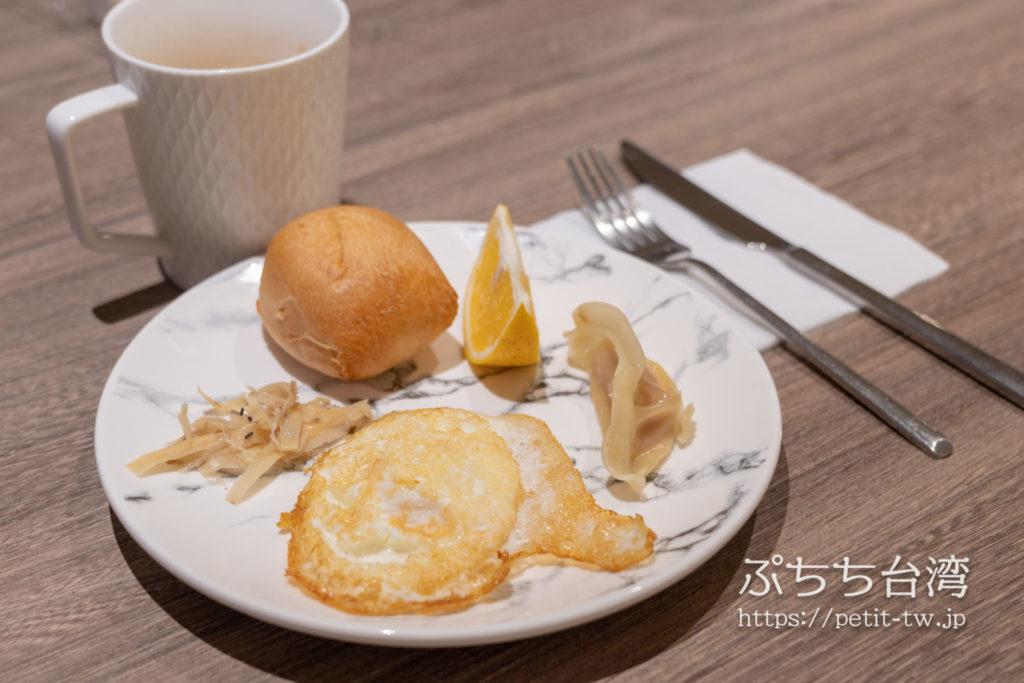 キービーホテル基隆の朝食