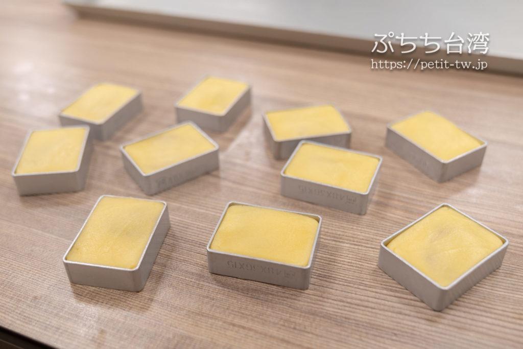 台北のパイナップルケーキ手作り教室