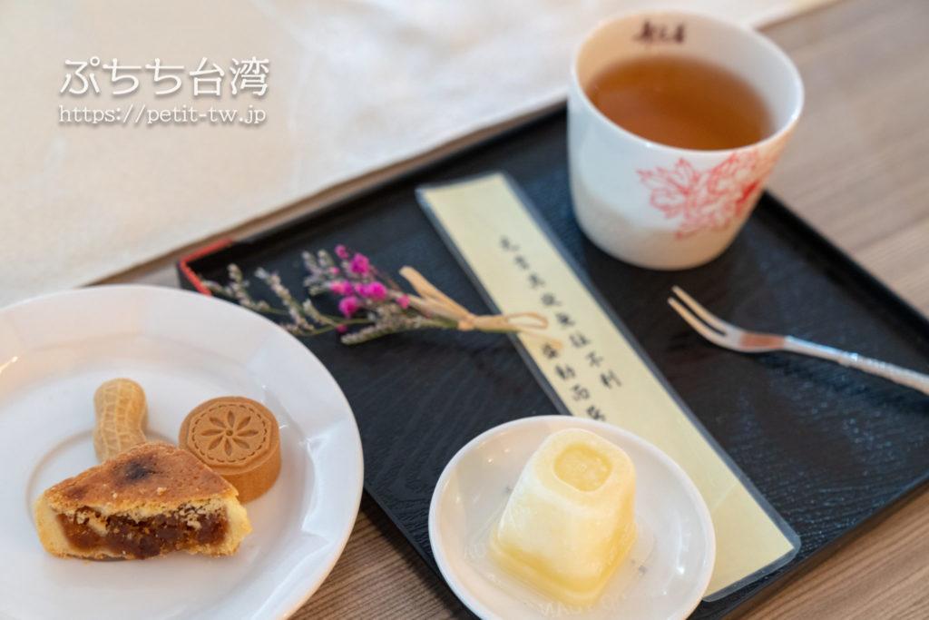 台北の郭元益の料理教室