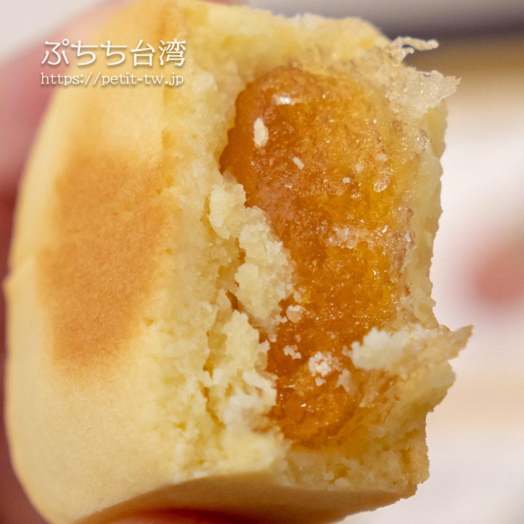 台北の郭元益の手作りパイナップルケーキ