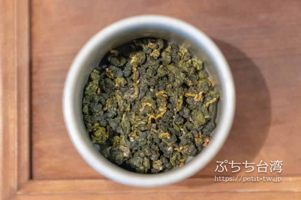 水心月茶坊の茶葉