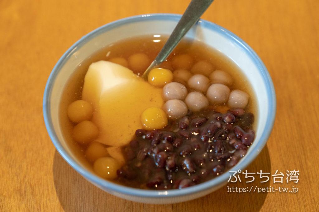 夏樹甜品の杏仁豆花