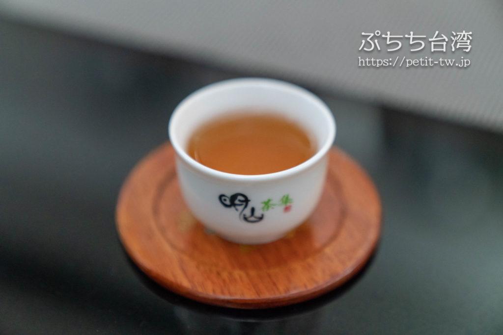 明山茶集の台湾茶