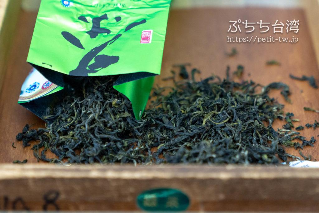 明山茶集の台湾茶教室