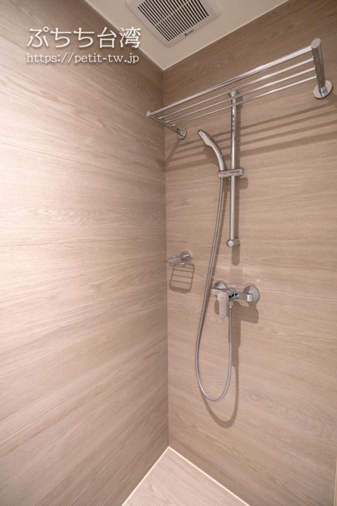 高雄インターナショナルプラザホテルのバスルーム