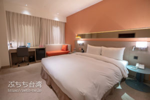 高雄インターナショナルプラザホテルの部屋
