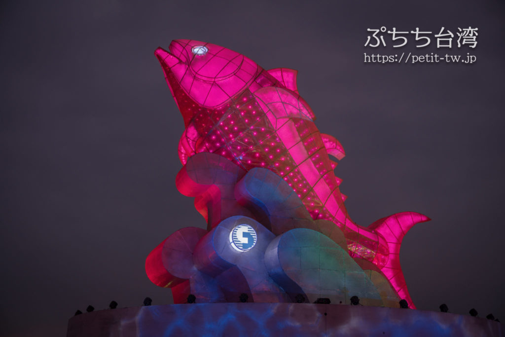 台湾ランタンフェスティバル in 屏東