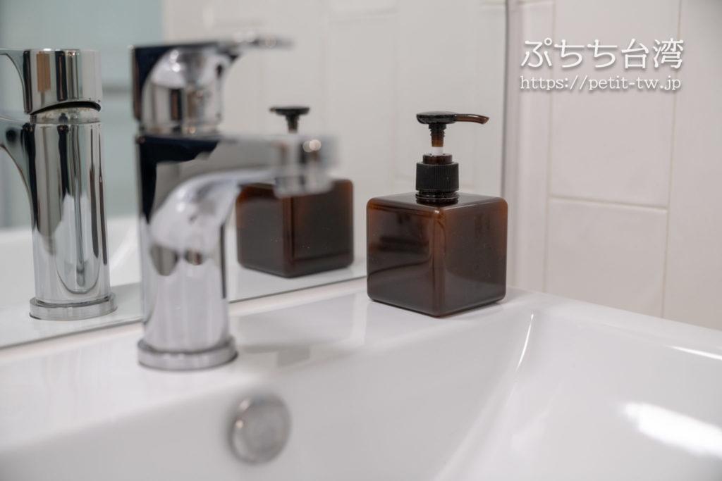 高雄の鶴宮寓(ホックハウス)の洗面