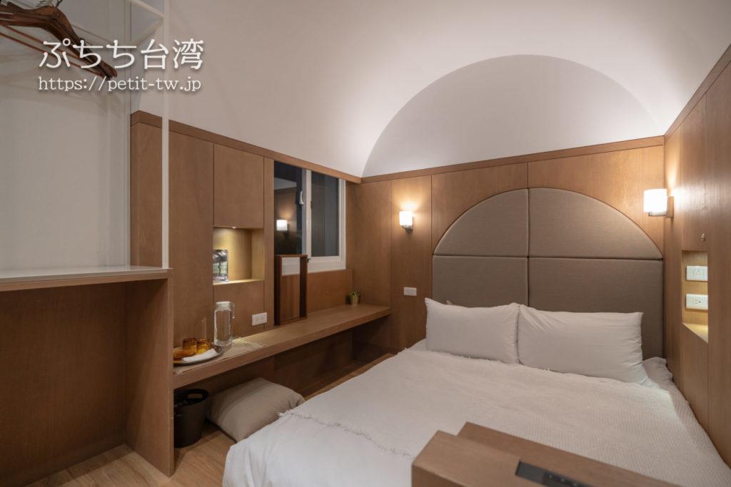 高雄の鶴宮寓(ホックハウス)の客室
