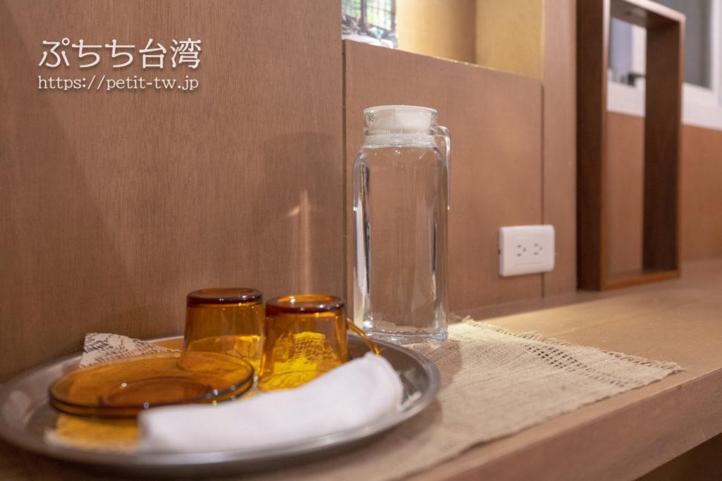 高雄の鶴宮寓(ホックハウス)の室内