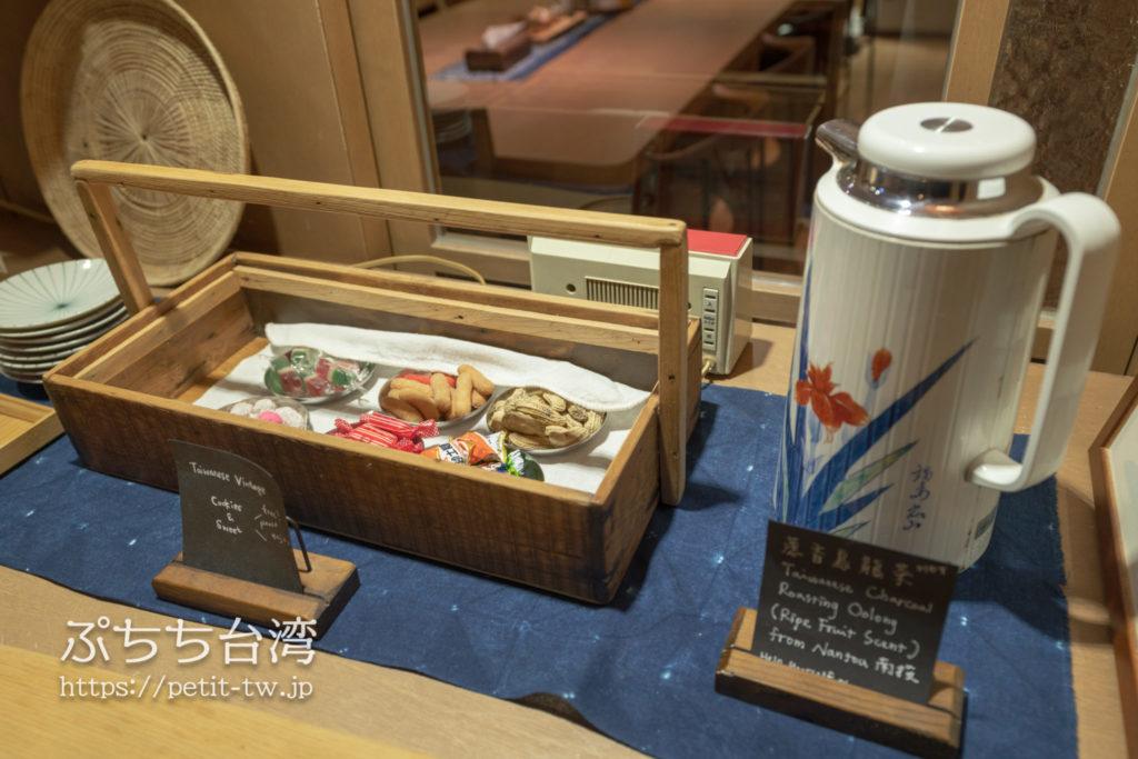高雄の鶴宮寓(ホックハウス)のキッチン