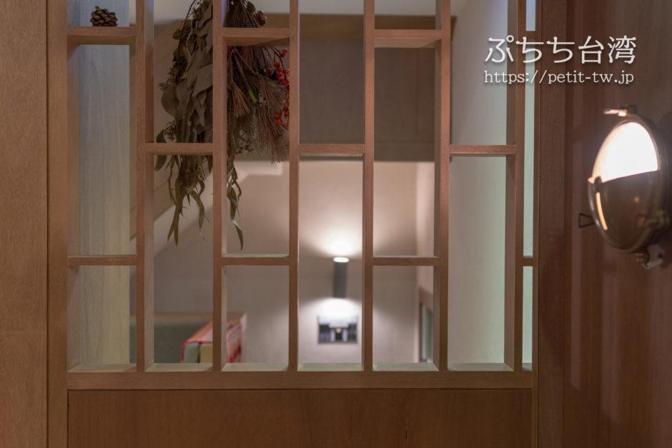 高雄の鶴宮寓(ホックハウス)の外観