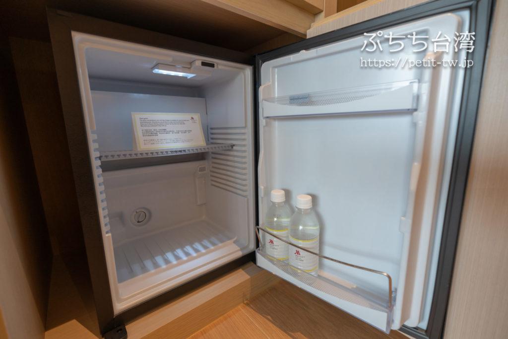 台北マリオットホテル(台北萬豪酒店)の冷蔵庫