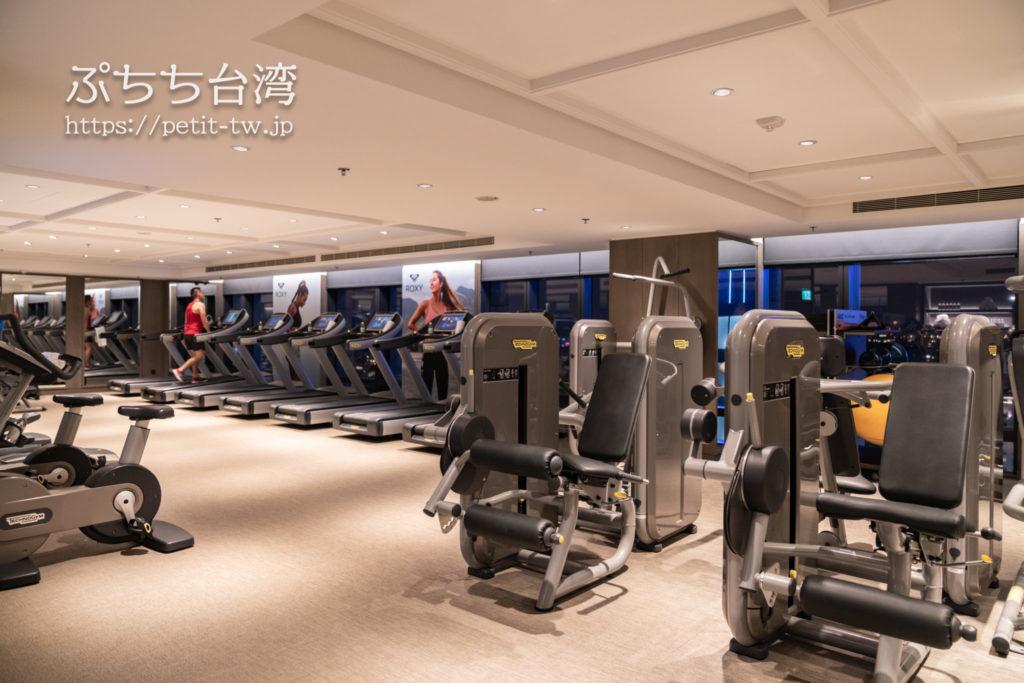 台北マリオットホテル(台北萬豪酒店)のフィットネスジム