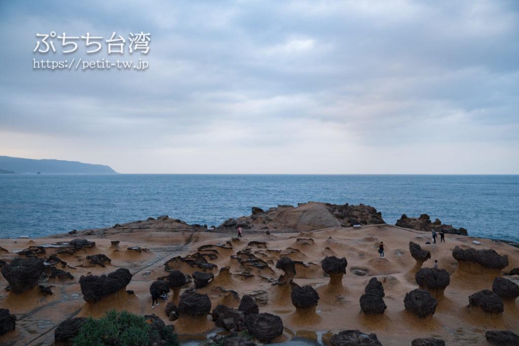 野柳地質公園の岩