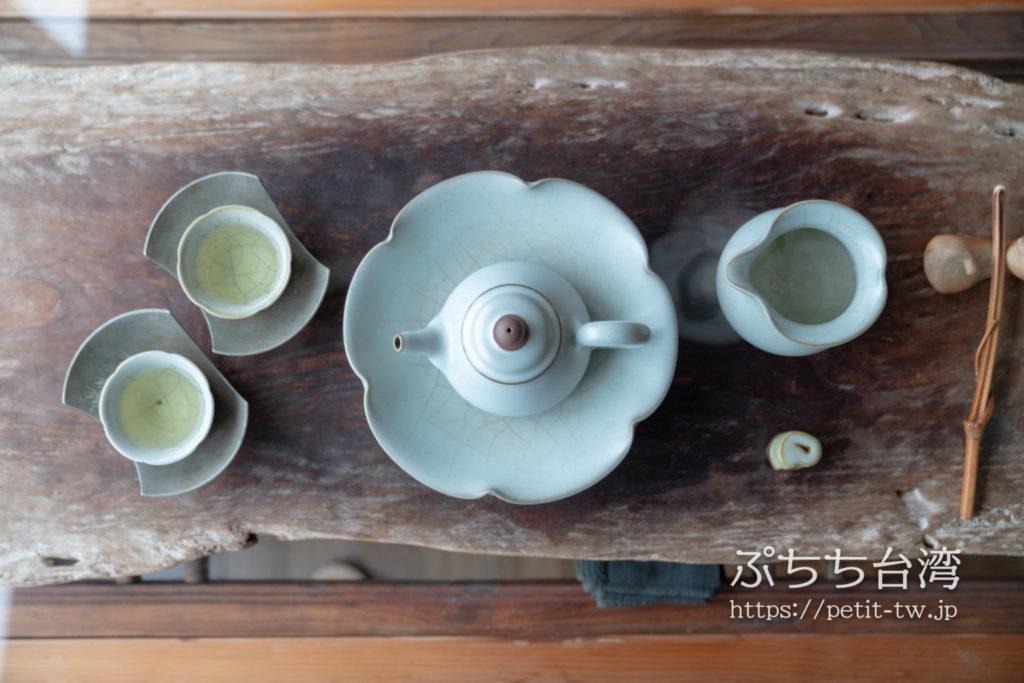 山城創作坊の台湾茶