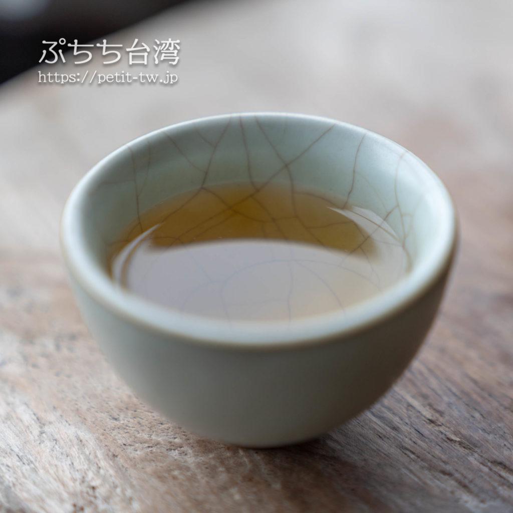 山城創作坊の東方美人茶