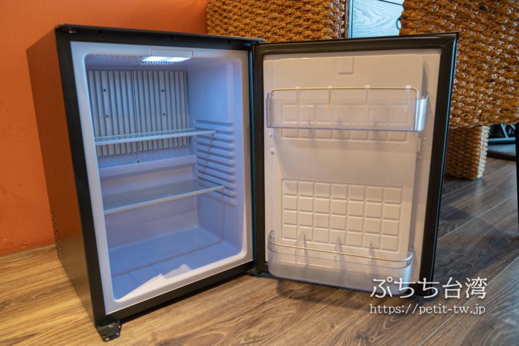 九份不厭晴民宿の冷蔵庫