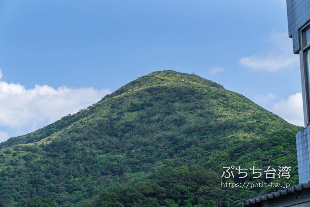 九份の基隆山