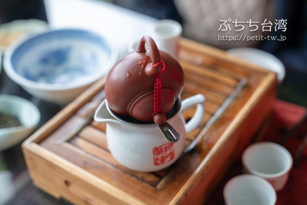阿妹茶楼の茶器