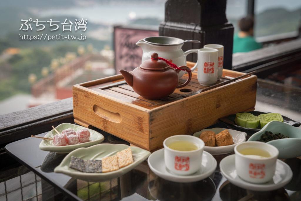 阿妹茶楼の茶藝