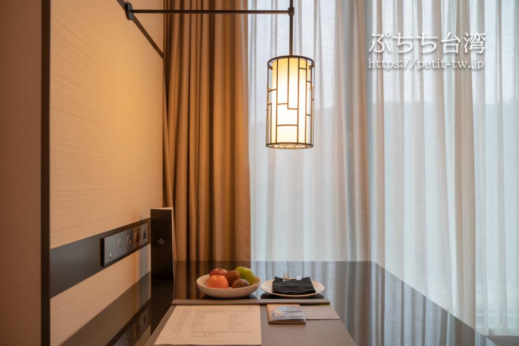 ルネッサンス台北士林ホテルのクラブデラックスルーム