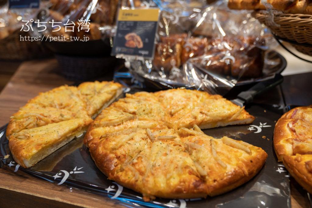 吳寶春麥方店のピザパン