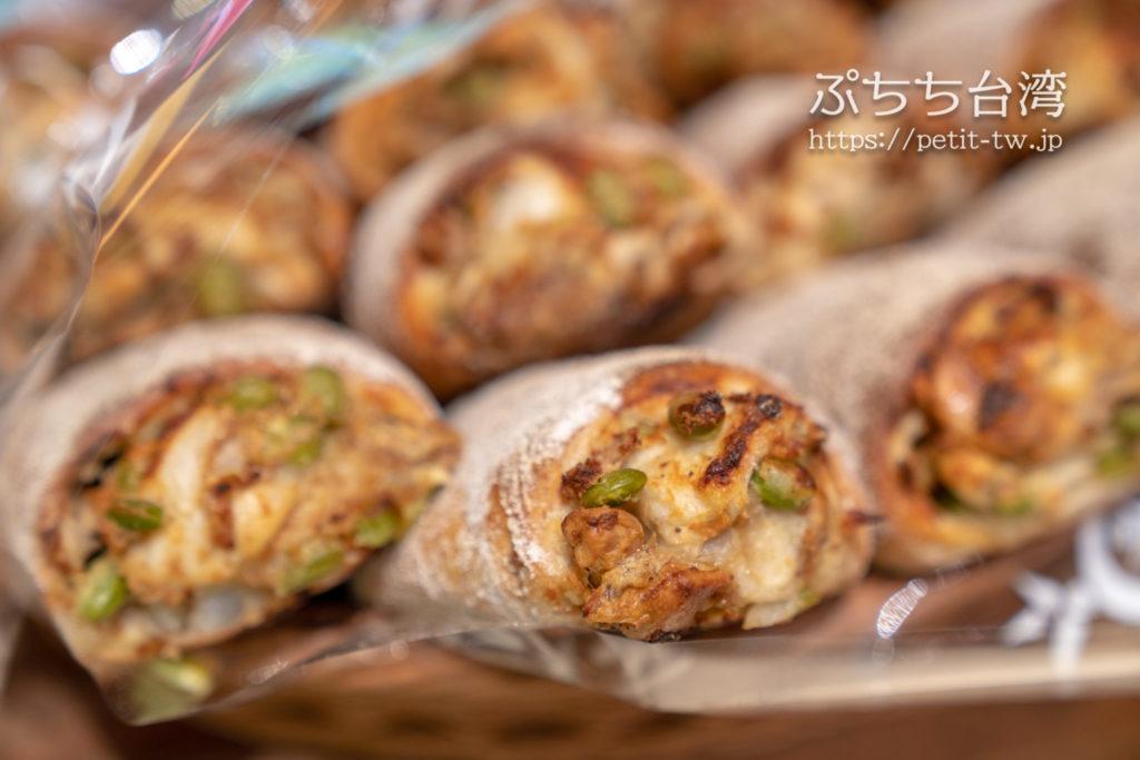 吳寶春麥方店の高雄店のパン