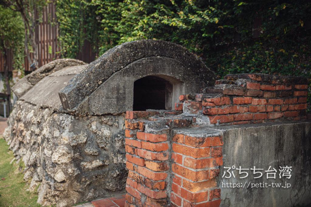 高雄の打狗英国領事館文化園区の防空壕跡